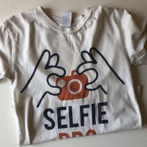 Selfie Shirts for Boys